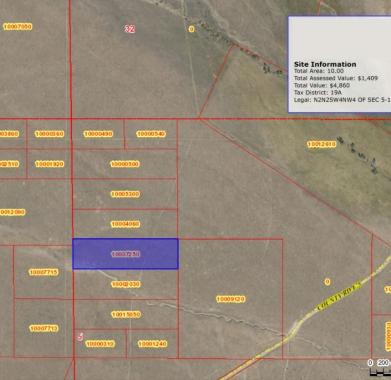 Costilla County GIS Image