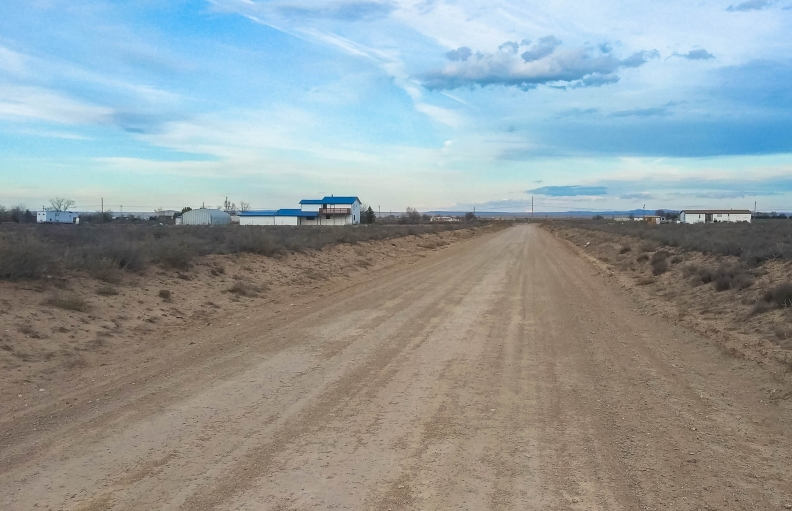 1 Acre of Quiet Rural Land in New Mexico.