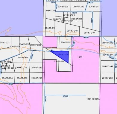 Apache County GIS Image