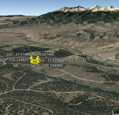 Google Earth Looking Far East