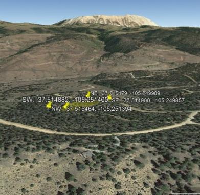 Google Earth Looking NorthWest