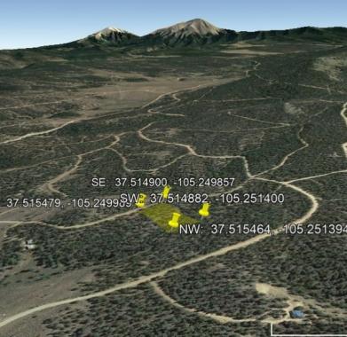 Google Earth Looking SouthWest