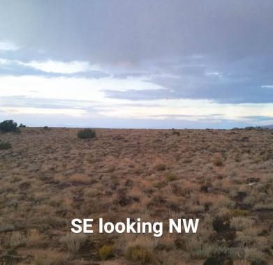 Southeast Corner Looking Northhwest