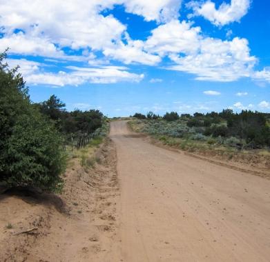 Sierra Mtn road North