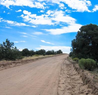 Sierra Mtn road South