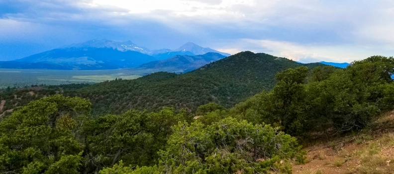 Sangre de Cristo Ranches: Fort Garland, CO Mountain Paradise